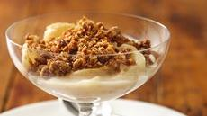 Easy Granola Apple Crisp Recipe