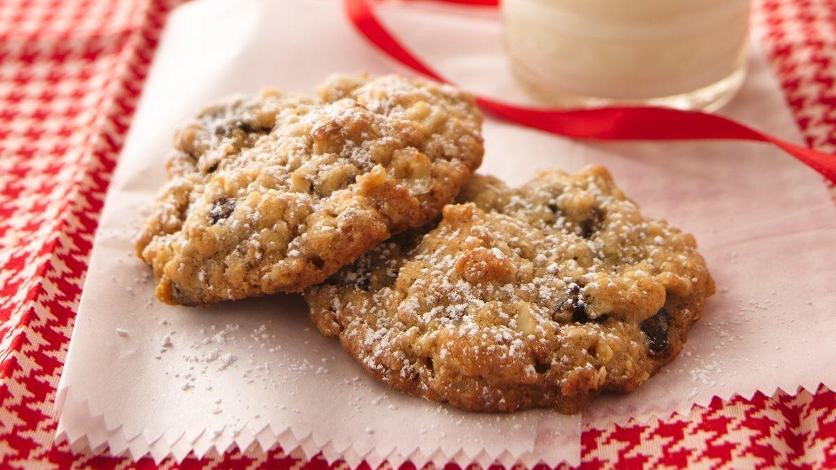 Date Walnut Cookies