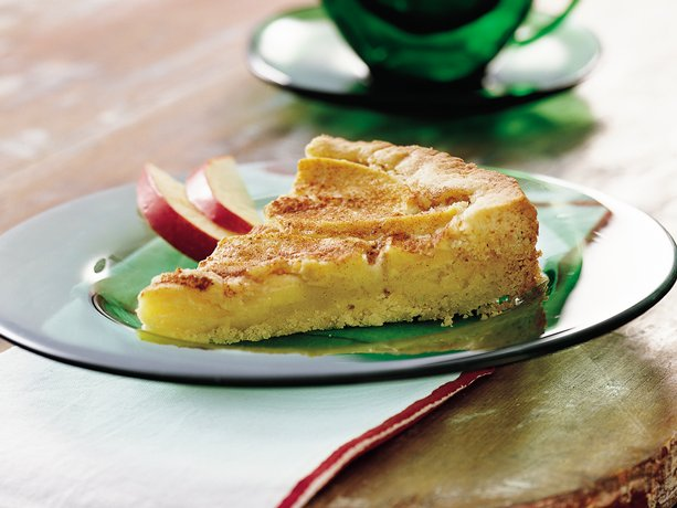 Image of Apple Kuchen Coffee Cake, Betty Crocker