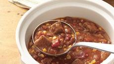 Slow Cooker Southwestern Pork Stew Recipe