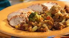 Southern Turkey-Stuffing Bake Recipe