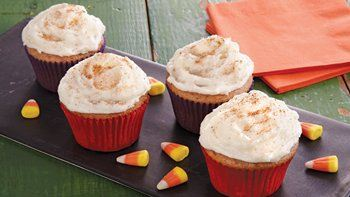 Bourbon and Spice Cupcakes