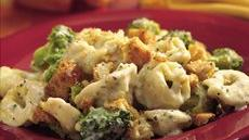Easy Cheese Tortellini Alfredo Recipe