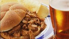 Slow-Cooked Barbecue Pork Sandwiches Recipe