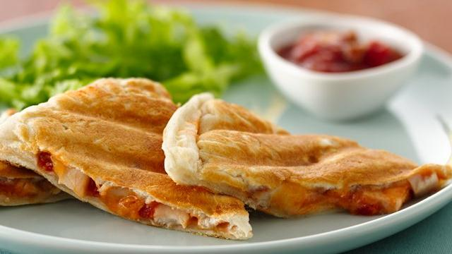 Grands! Chicken Quesadillas