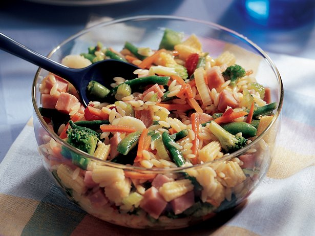 Sweet-and-Sour Pasta Salad