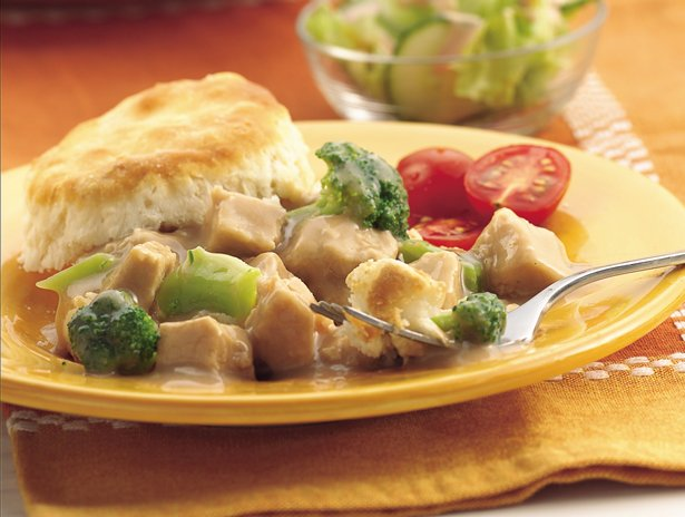 Easy Turkey 'n Biscuits