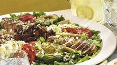 Grilled Cobb Salad Recipe