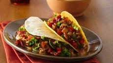 Amazing Bacon Cheeseburger Tacos Recipe