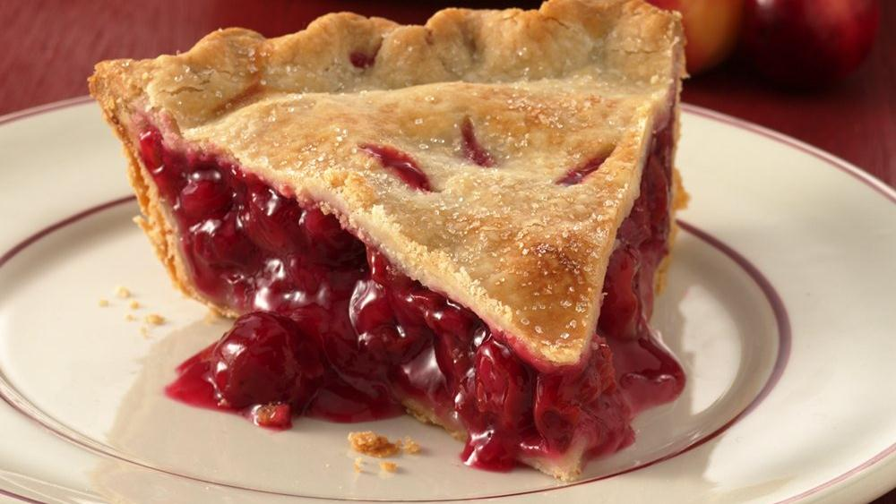 Cherry Pie recipe from Pillsbury.com