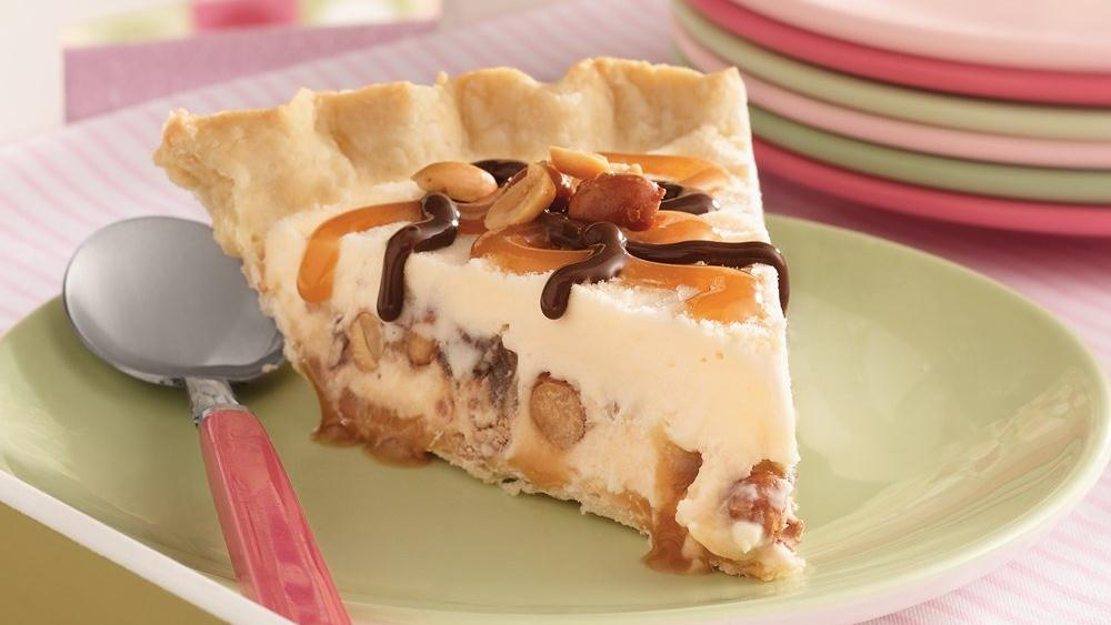 Buster Sundae Pie recipe from Pillsbury.com