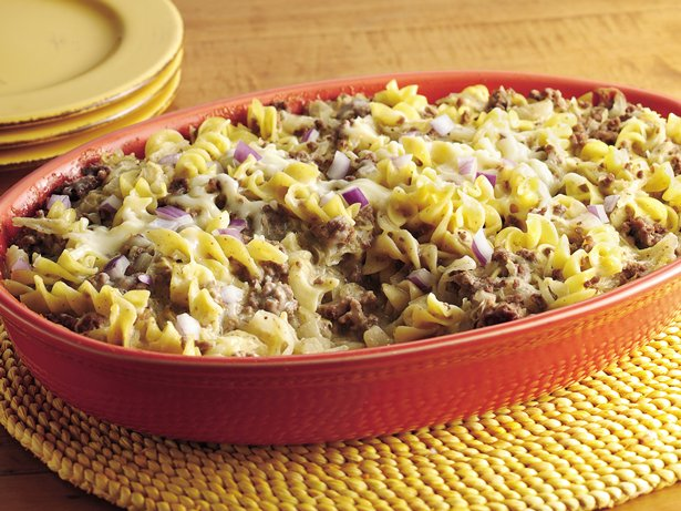 Swiss Sauerkraut Casserole