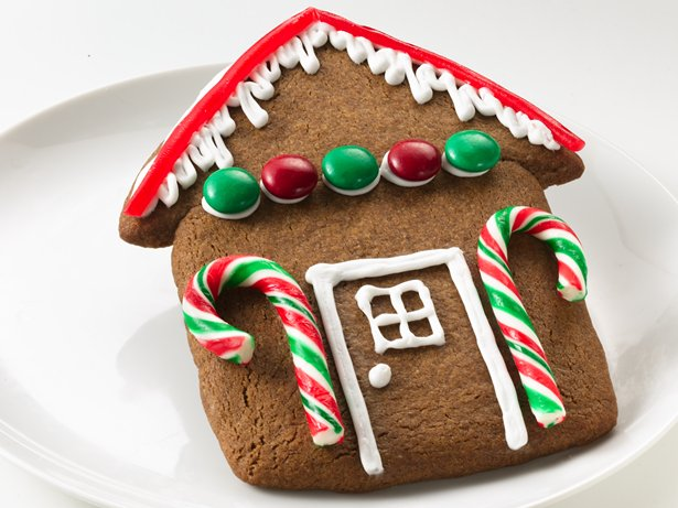 Holiday House Cookies