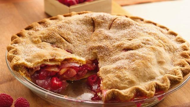 Image of Apple-raspberry Pie, Pillsbury