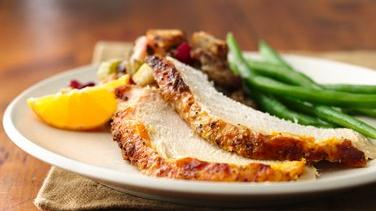 Citrus Turkey Breast