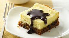 Gluten Free Chocolate Chip Cheesecake Bars Recipe
