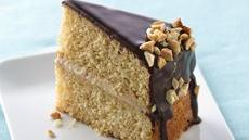 Peanut Butter Boston Cream Cake Recipe