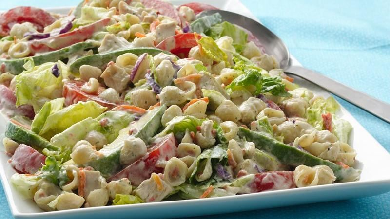 California Chicken BLT Salad recipe from Betty Crocker