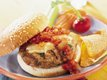 Grilled Turkey Mexiburgers