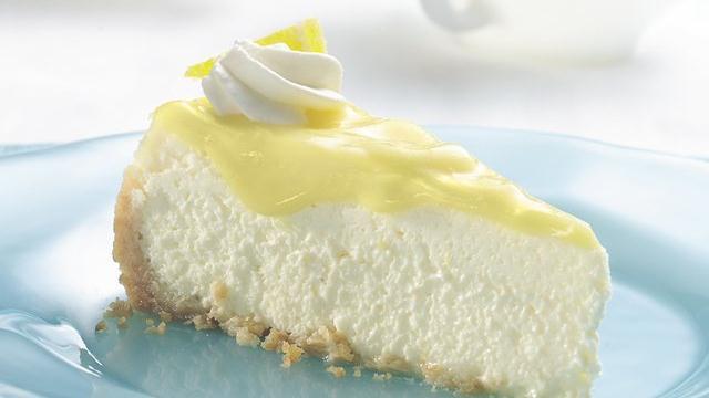Cheesecake de limão Supremo