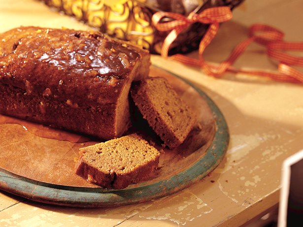 Pumpkin Marmalade Bread
