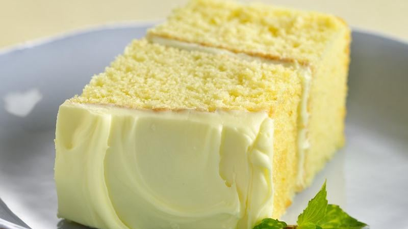 Lemon Sponge Cake Recipe Uk