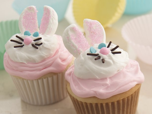 Bunny Cupcakes