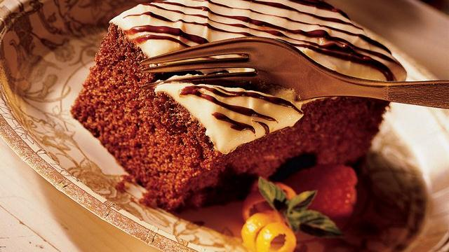 Orange-Chocolate Cake