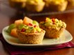 Southwestern Scramble Biscuit Cups
