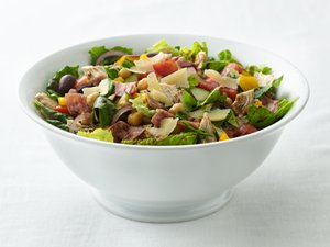 Healthified Italian Chopped Salad