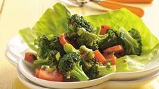 Marinated Broccoli and Carrot Salad Recipe