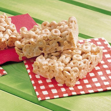 Cheerios Marshmallow Cereal Bars