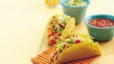 Stand 'N Stuff™ Chicken Tacos Recipe