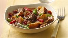 Slow Cooker Steak and Potatoes Dinner Recipe