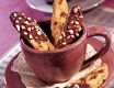 Chocolate-Peppermint Biscotti