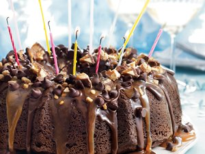 Chocolate Lover's Dream Cake
