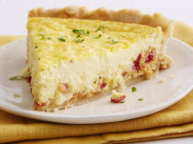 Quiche Lorraine recipe from Betty Crocker