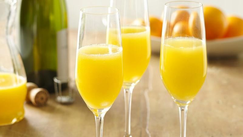 for a crowd blood orange mimosas peachy mimosas peachy mimosas peachy ...