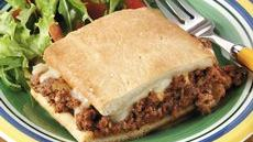 Sloppy Joe Loaf Recipe