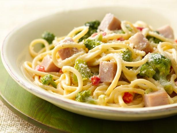 Broccoli Ham Tetrazzini