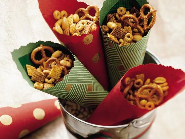 Savory Snacktime Chex Mix