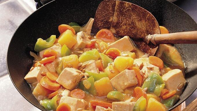 Sweet and Sour Stir Fry recipe - from Tablespoon!