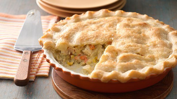Gluten-Free Easy Chicken Pot Pie