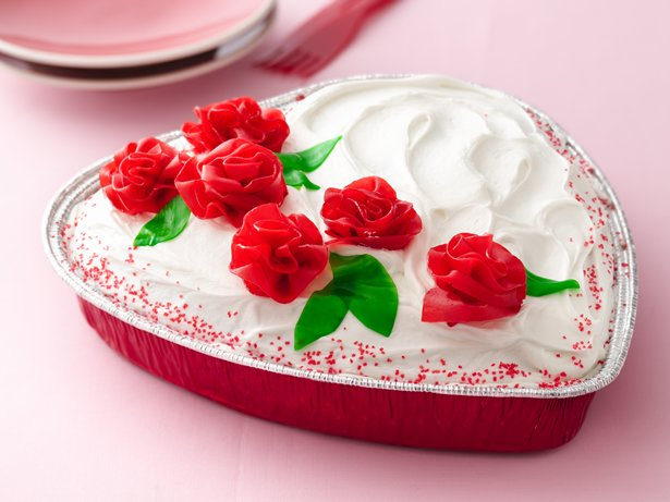Gluten Free Sweetheart Cake