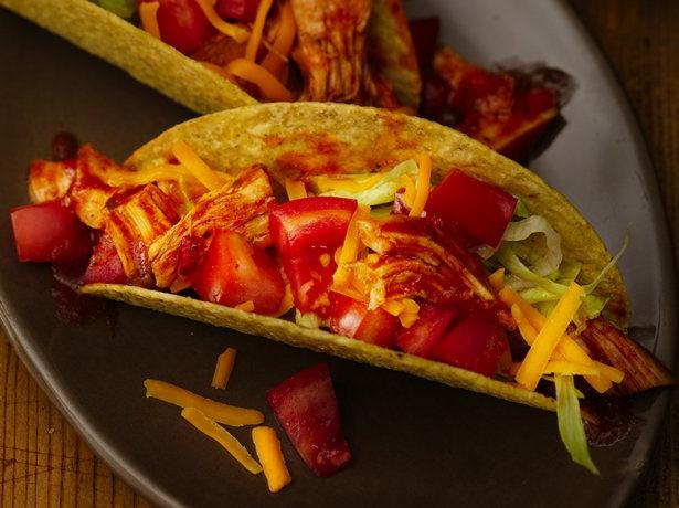Zesty Turkey Tacos