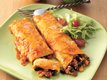 Black Bean and Corn Enchiladas