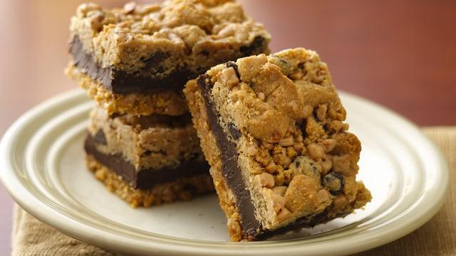 Best Bake Sale's Five Layer Bars Recipes — Dishmaps