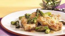 Pork and Asparagus Scaloppine Recipe