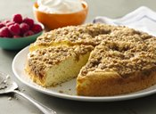 Streusel Coffee Cake