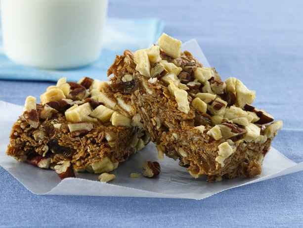 No-Bake Apple Bars